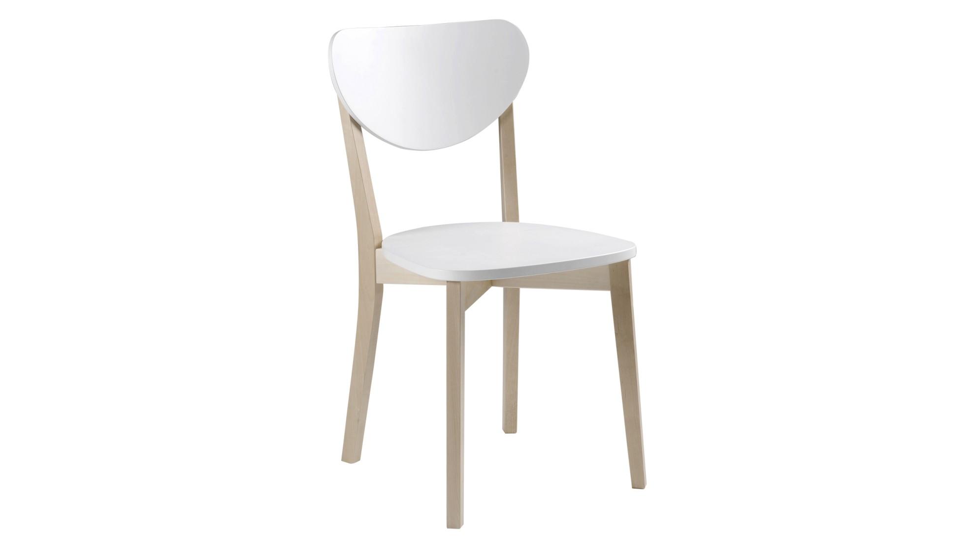 JADE tuoli (valkoinen koivu lv)  Ruokatuolit  Sotka