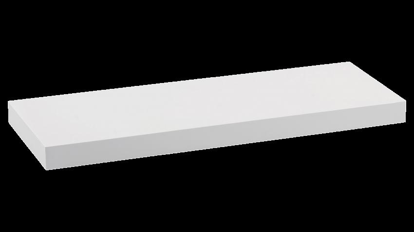 CUBO seinähylly, 60 x 23 cm (valkoinen)  Seinähyllyt  Sotka
