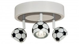 Scan Lamps FOOTBALL-kattovalaisin 3os